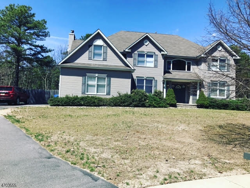 Частный односемейный дом для того Продажа на 7 Kyle Court Jackson, Нью-Джерси 08527 Соединенные Штаты