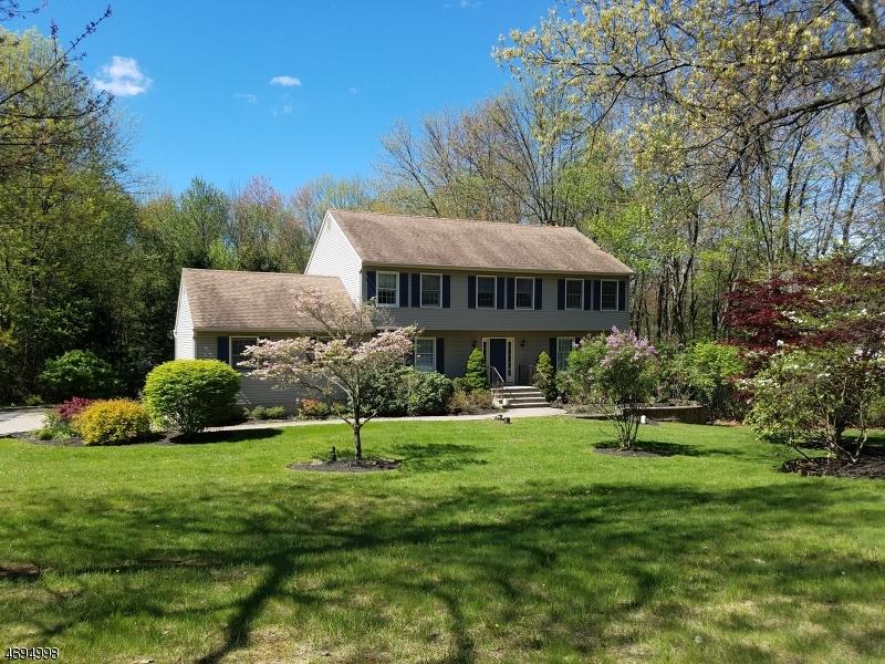 Частный односемейный дом для того Аренда на 215 Mountain Road Flanders, Нью-Джерси 07836 Соединенные Штаты