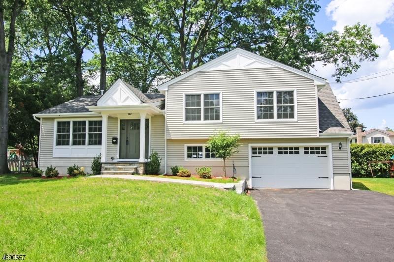 Частный односемейный дом для того Аренда на 197 Gaynor Place Glen Rock, Нью-Джерси 07452 Соединенные Штаты
