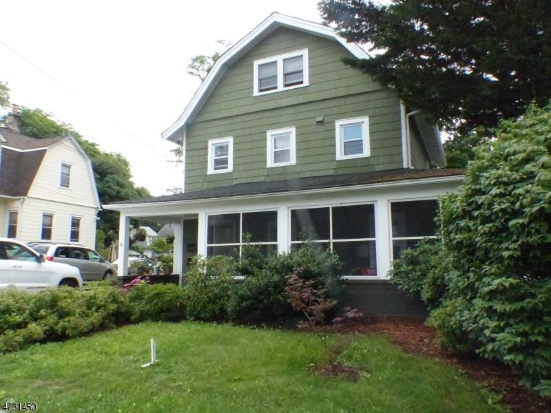 独户住宅 为 出租 在 32 Central Avenue Caldwell, 新泽西州 07006 美国