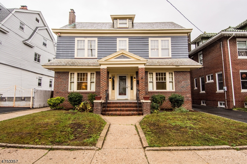 Single Family Home for Sale at 592 RIDGE Street Newark, New Jersey 07104 United States