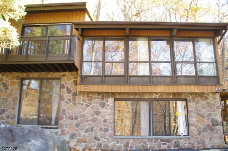 Частный односемейный дом для того Аренда на 416 Skyline Lakes Drive Ringwood, Нью-Джерси 07456 Соединенные Штаты