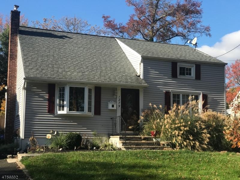 Частный односемейный дом для того Продажа на 1279-81 Cambridge 1279-81 Cambridge Plainfield, Нью-Джерси 07062 Соединенные Штаты