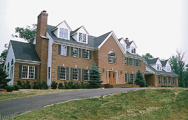 Maison unifamiliale pour l Vente à 370 DUTCHTOWN ZION Road Hillsborough, New Jersey 08844 États-Unis