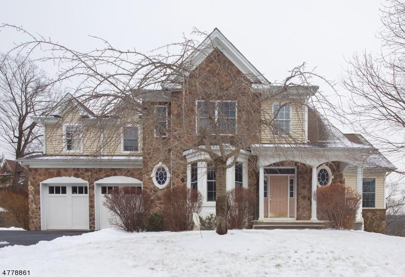 Частный односемейный дом для того Продажа на 1 Hidden Gorge Oakland, Нью-Джерси 07436 Соединенные Штаты