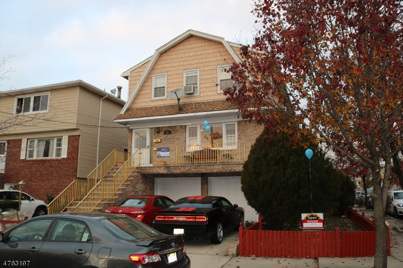 Multi-Family Home for Sale at 139 LINNET Street 139 LINNET Street Bayonne, New Jersey 07002 United States