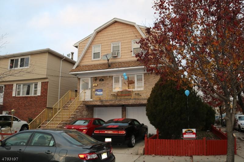 多户住宅 为 销售 在 139 LINNET Street Bayonne, 新泽西州 07002 美国