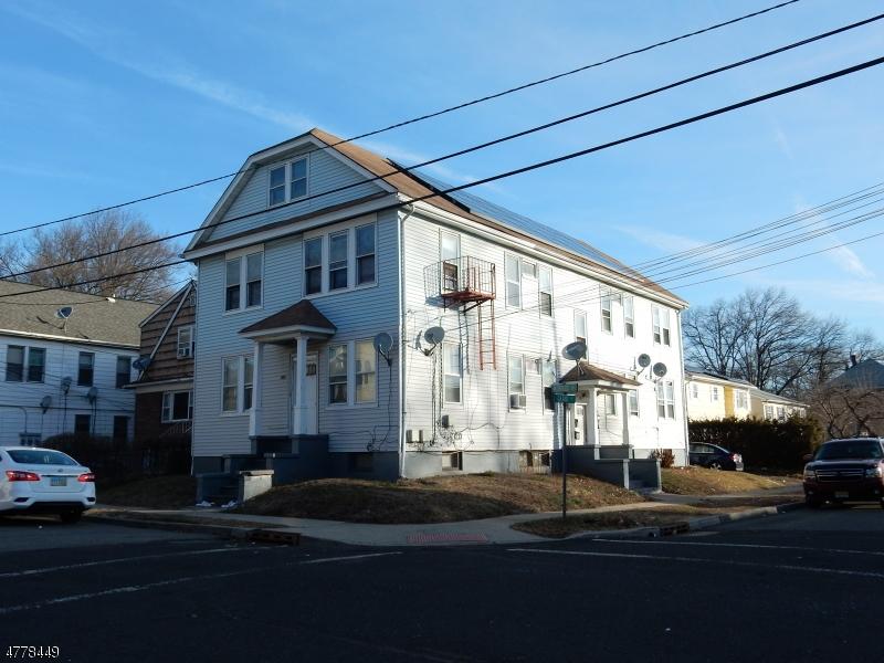 Casa Multifamiliar por un Venta en 1037 Morris Street Roselle, Nueva Jersey 07203 Estados Unidos