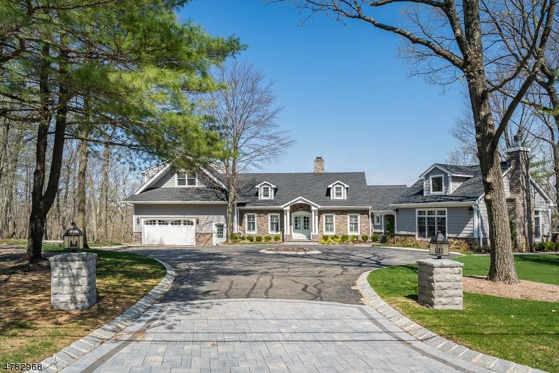 Частный односемейный дом для того Продажа на 27 Hilltop Road Kinnelon, Нью-Джерси 07405 Соединенные Штаты