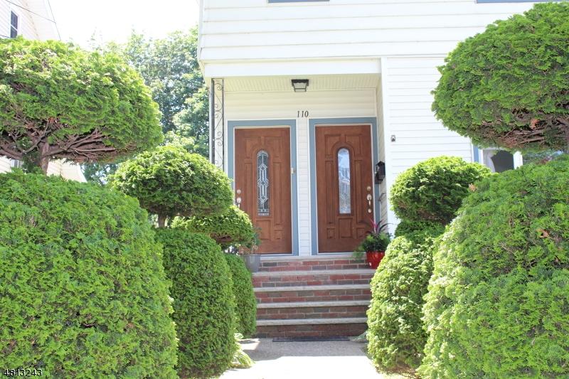 一戸建て のために 賃貸 アット 110 PARMELEE Avenue Hawthorne, ニュージャージー 07506 アメリカ