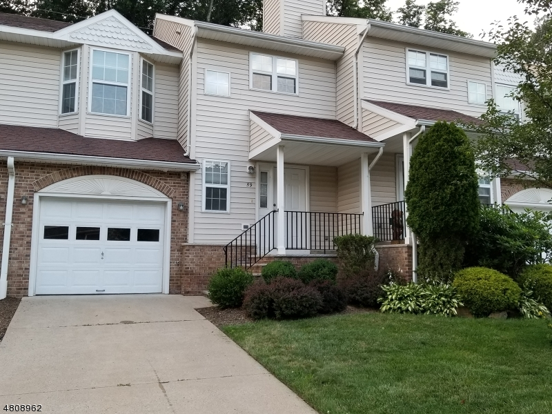 Condo / Townhouse for Sale at 59 ROCK CREEK TER Riverdale, New Jersey 07457 United States