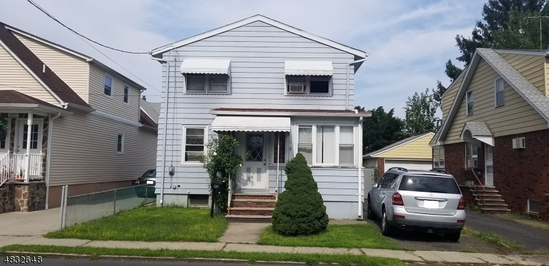Single Family Home for Sale at 261 HAYWARD Place Wallington, New Jersey 07057 United States