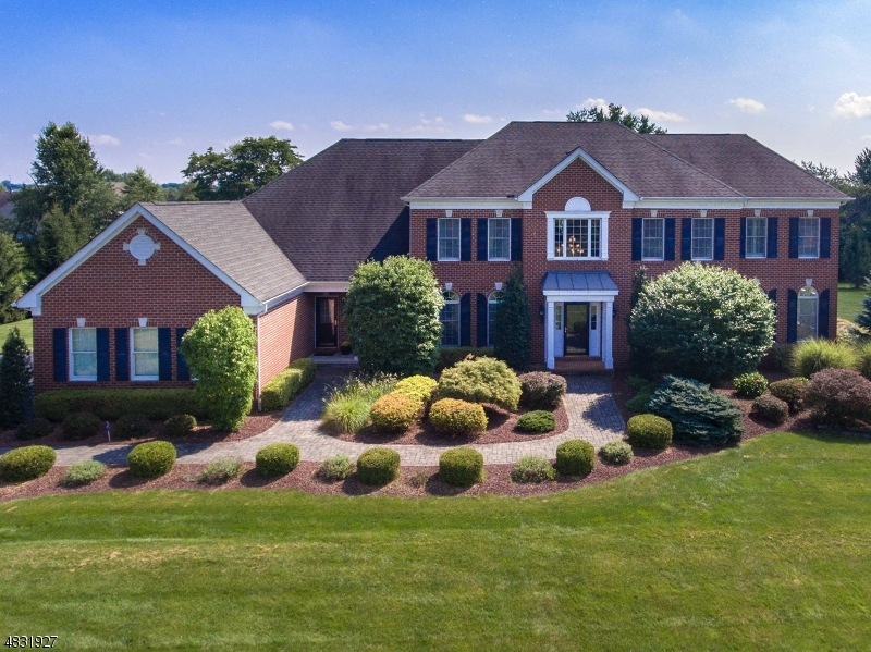 Single Family Home for Sale at 4 WOODLINE WAY Pittstown, New Jersey 08867 United States