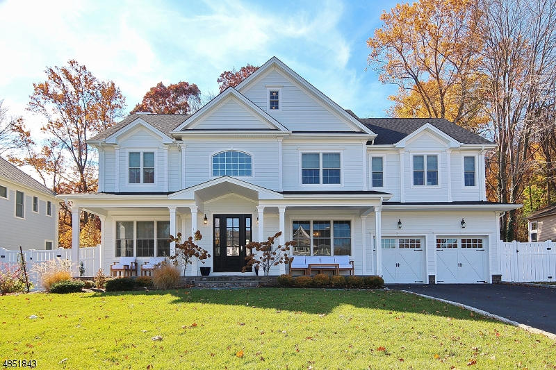Single Family Home for Sale at 13 WYCHVIEW Drive Westfield, New Jersey 07090 United States