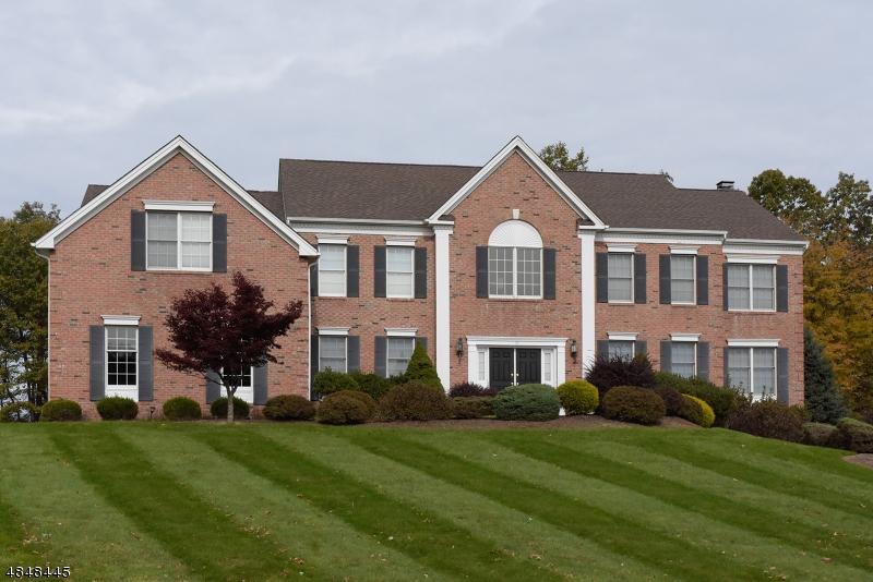 Enfamiljshus för Försäljning vid 18 SOVEREIGN Drive Mount Olive, New Jersey 07836 Förenta staterna