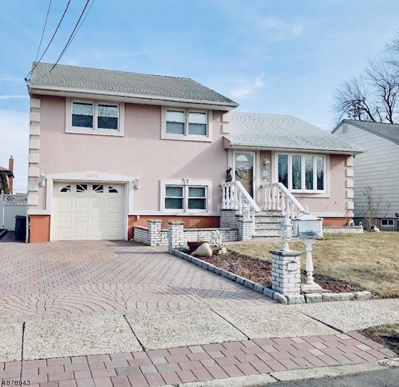 Casa Unifamiliar por un Venta en 1081 ELKER Road Union, Nueva Jersey 07083 Estados Unidos