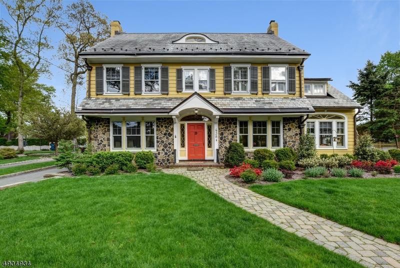 single family homes для того Продажа на Maplewood, Нью-Джерси 07040 Соединенные Штаты