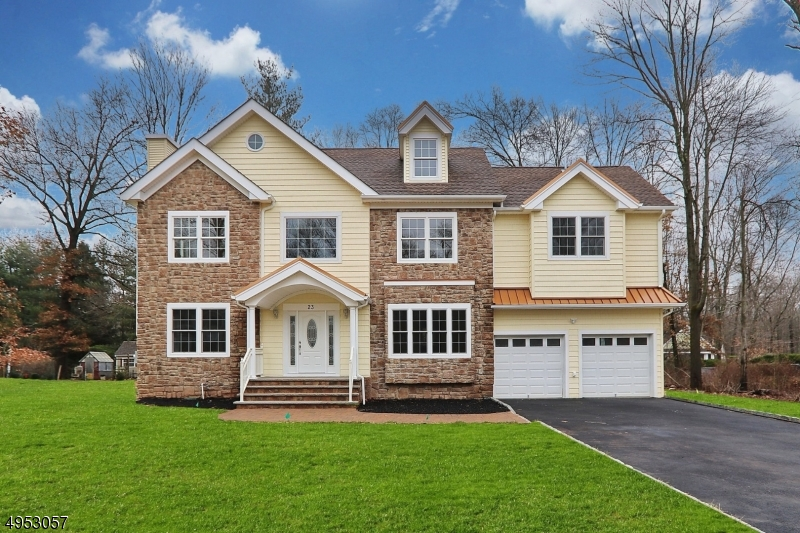 Single Family Homes for Sale at Long Hill, New Jersey 07946 United States
