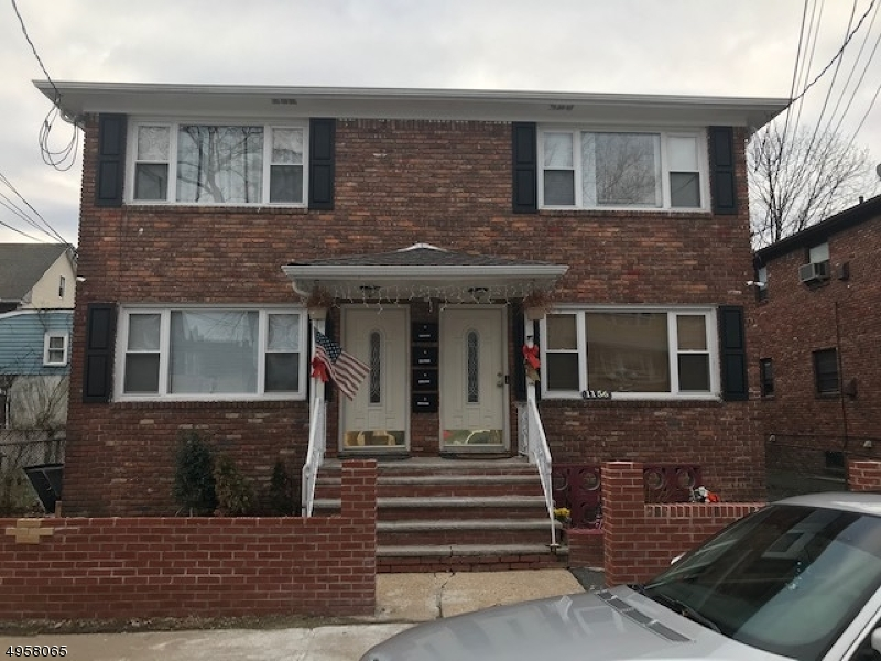 Multi-Family Homes للـ Sale في 1156 PASSAIC Avenue Linden, New Jersey 07036 United States