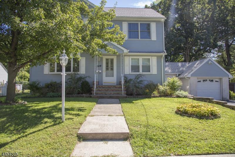 Частный односемейный дом для того Продажа на 40 Bailey Avenue Bloomingdale, 07403 Соединенные Штаты