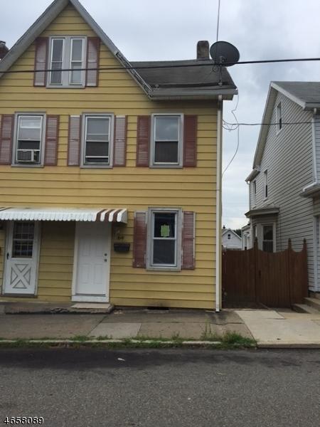 Casa Unifamiliar por un Venta en 64 Lewis Street Phillipsburg, Nueva Jersey 08865 Estados Unidos