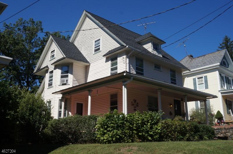 Casa Unifamiliar por un Venta en 10 Thomas Street High Bridge, Nueva Jersey 08829 Estados Unidos