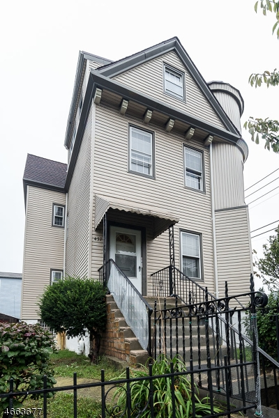 Single Family Home for Rent at 437 Bramhall Avenue Jersey City, New Jersey 07304 United States