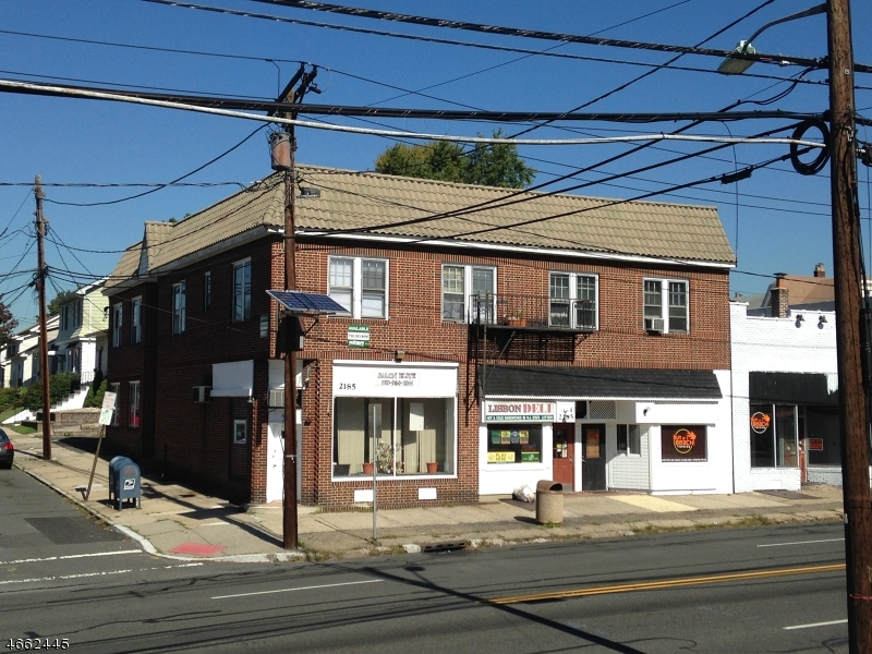 Commercial for Sale at 2183 Morris Avenue Union, New Jersey 07083 United States