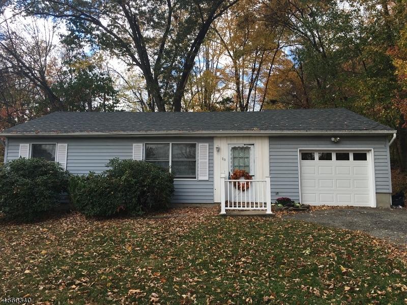 独户住宅 为 销售 在 20 Dogwood Road Sussex, 新泽西州 07461 美国