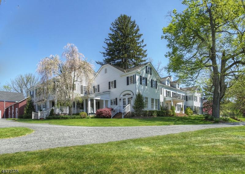 Maison unifamiliale pour l à louer à 601 Holland Road Far Hills, New Jersey 07931 États-Unis