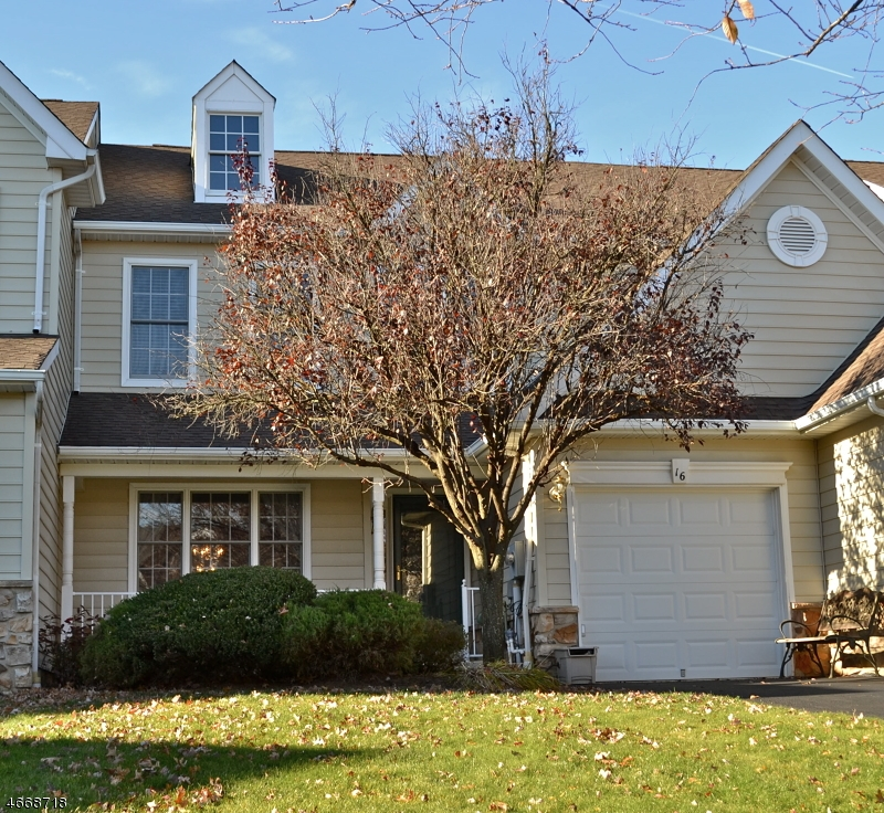 Single Family Home for Rent at 16 Patriot Hill Drive Basking Ridge, New Jersey 07920 United States