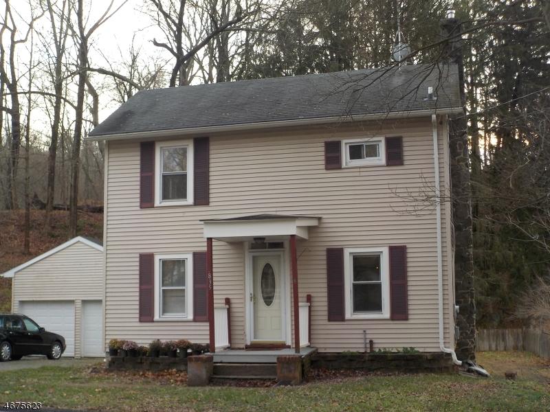 Casa Unifamiliar por un Alquiler en 835 Brass Castle Road Belvidere, Nueva Jersey 07823 Estados Unidos
