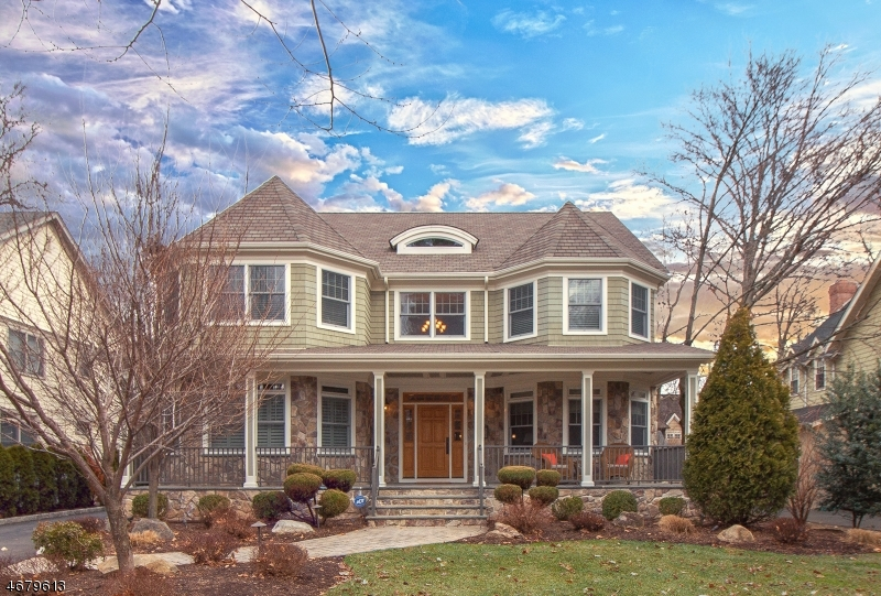 Частный односемейный дом для того Продажа на 700 Clark Street Westfield, 07090 Соединенные Штаты