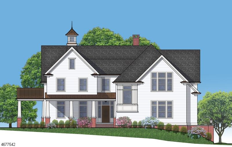 Частный односемейный дом для того Продажа на 28 Brantwood Drive Summit, 07901 Соединенные Штаты