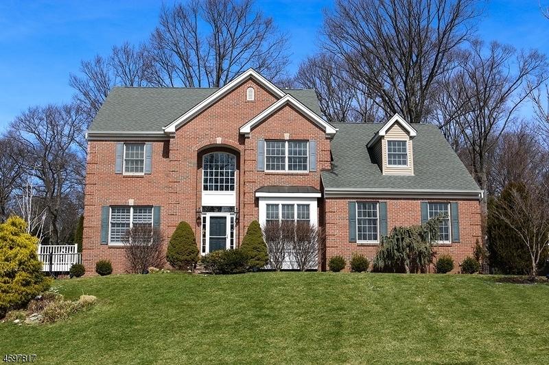Частный односемейный дом для того Продажа на 15 Hearthstone Drive North Haledon, 07508 Соединенные Штаты