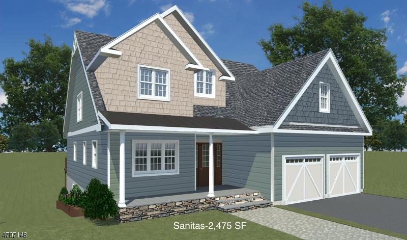 独户住宅 为 销售 在 25 Mountaintop Ter. 小瀑布市, 07424 美国
