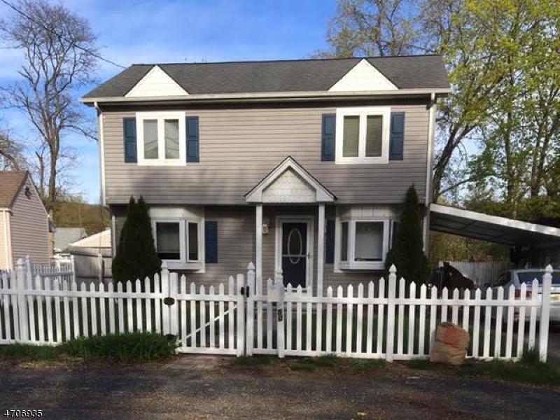 独户住宅 为 销售 在 50 Burnside Place Wanaque, 07420 美国