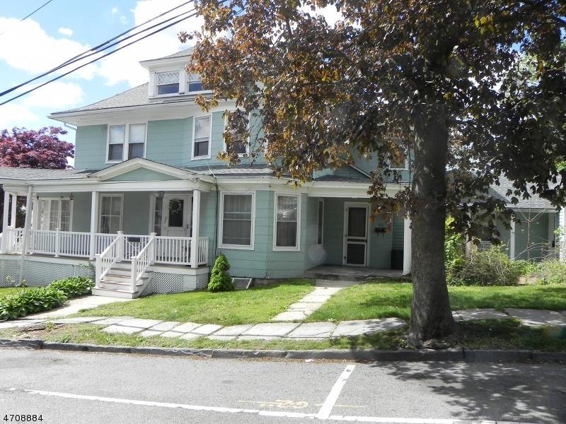 Casa Unifamiliar por un Alquiler en 406 Birch Street Boonton, Nueva Jersey 07005 Estados Unidos