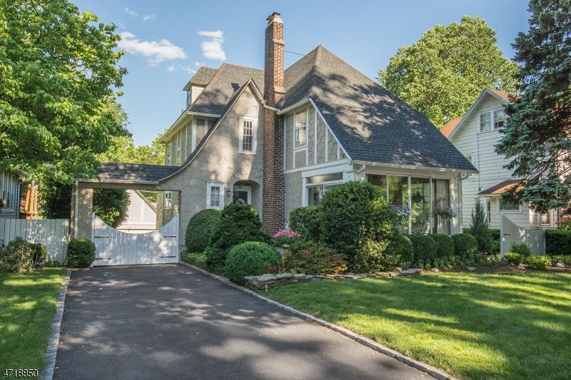 Частный односемейный дом для того Продажа на 649 Ridgewood Avenue Bloomfield, 07043 Соединенные Штаты