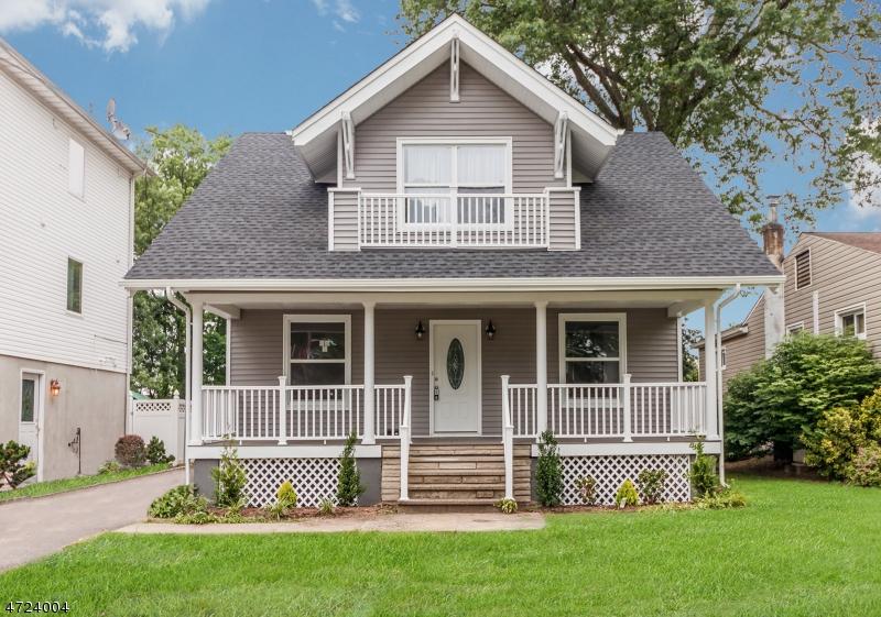 Частный односемейный дом для того Продажа на 340 S Michigan Avenue Kenilworth, Нью-Джерси 07033 Соединенные Штаты