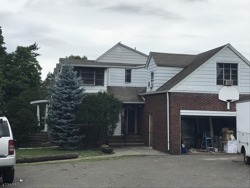 Частный односемейный дом для того Аренда на 1015 Van Houten Avenue Clifton, Нью-Джерси 07013 Соединенные Штаты