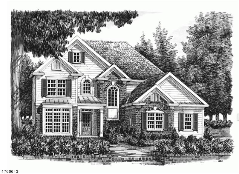 Vivienda unifamiliar por un Venta en 167 Cedar Knolls Road 167 Cedar Knolls Road Whippany, Nueva Jersey 07981 Estados Unidos