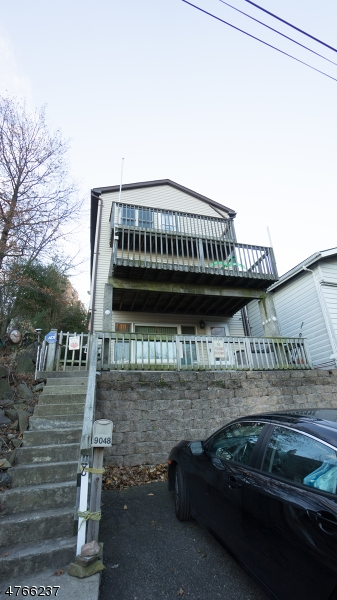 Single Family Home for Sale at 9048 Wall Street North Bergen, New Jersey 07047 United States
