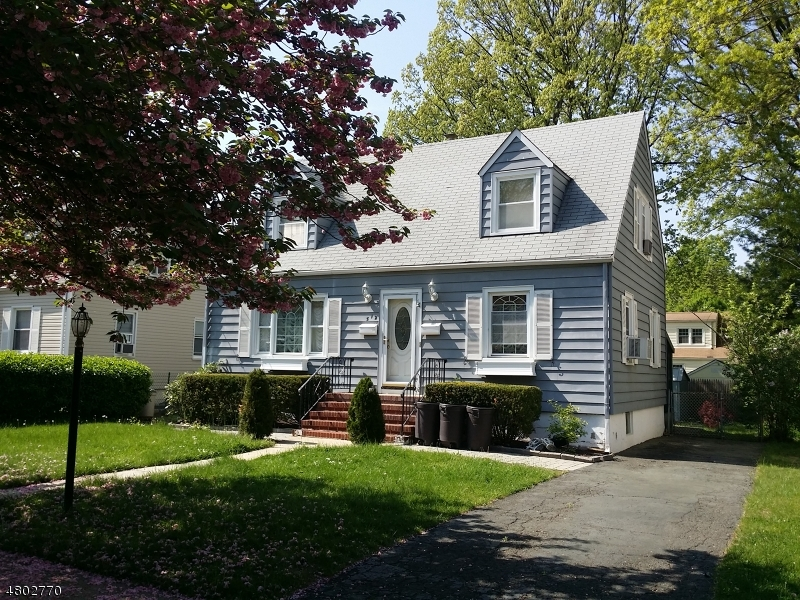 Multi-Family Home for Sale at 512 Spruce Avenue Garwood, New Jersey 07027 United States
