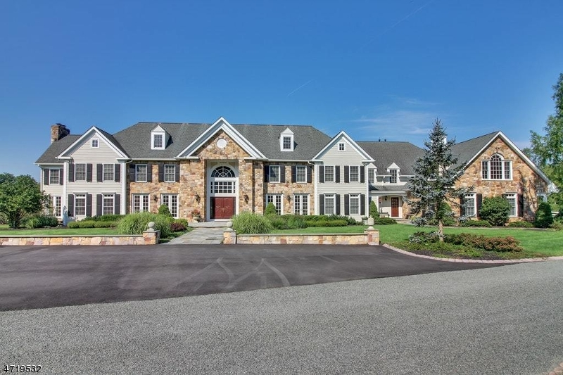 Maison unifamiliale pour l Vente à 875 LARGER CROSS Road Bedminster, New Jersey 07931 États-Unis