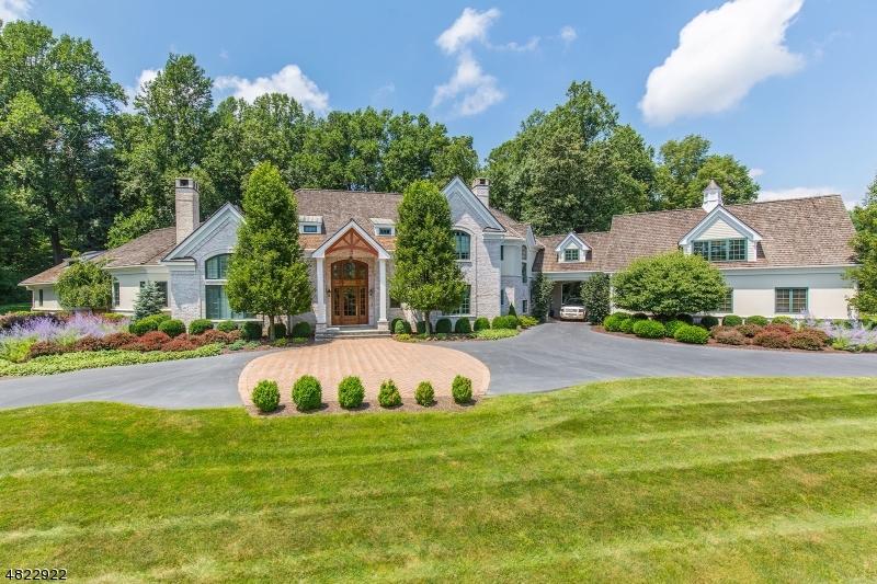 단독 가정 주택 용 매매 에 8 ASHLAND TER Chester, 뉴저지 07930 미국