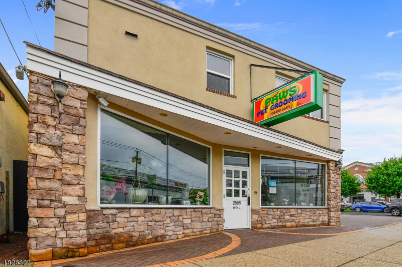 Commercial for Sale at 2559 MORRIS Avenue Union, New Jersey 07083 United States