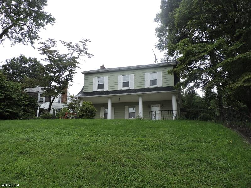 Enfamiljshus för Försäljning vid Sussex, New Jersey 07461 Förenta staterna