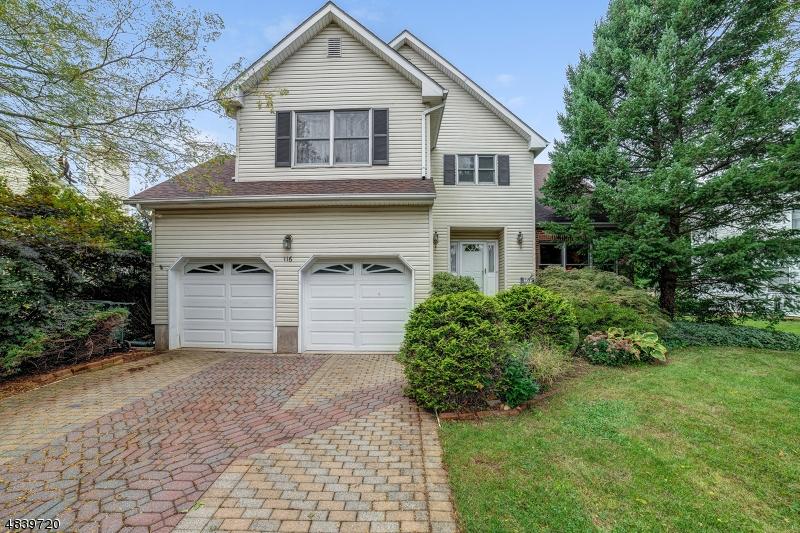 Частный односемейный дом для того Продажа на 116 Perrine Pike Hillsborough, Нью-Джерси 08844 Соединенные Штаты