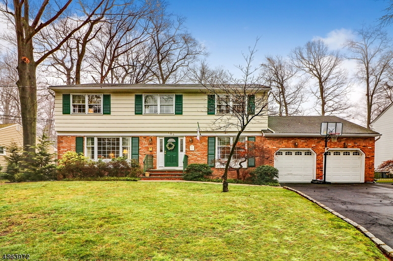 Single Family Home for Sale at 108 Glenwood Road Cranford, New Jersey 07016 United States